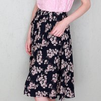 【SALE】AMBALI特製プリントスカート